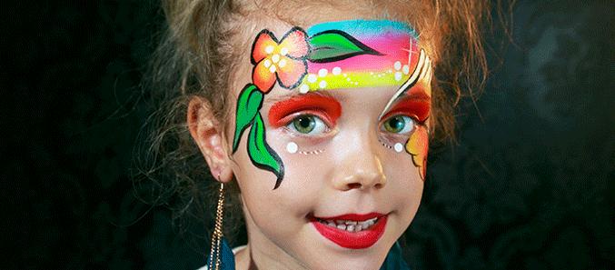 Anniversaire-enfant-maquillage